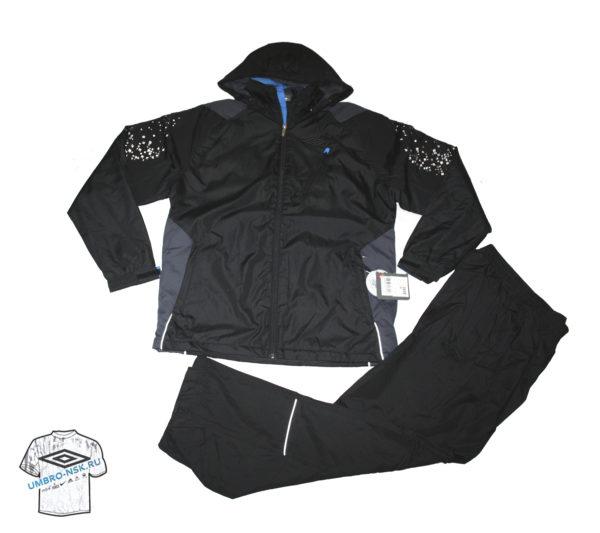 утеплённый костюм UMBRO AZEL BLACK