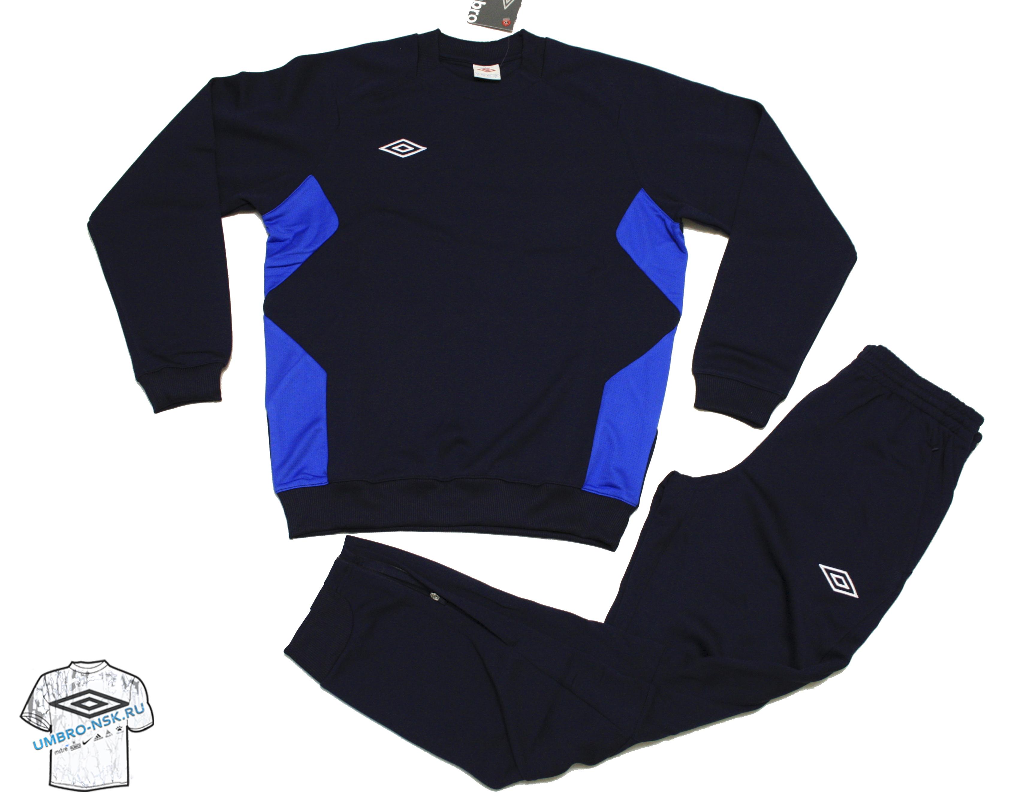 Спортивный костюм umbro poli premier poli suit 350111