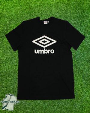Футболка Umbro Cotton Logo Tee 698143-061