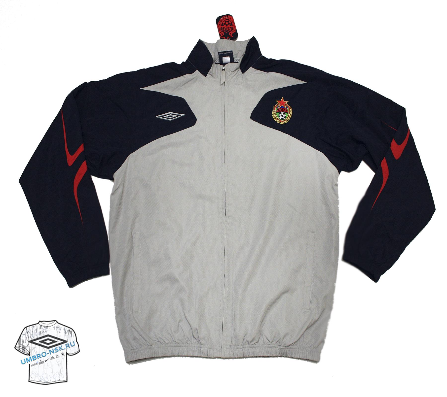 олимпийка Umbro цска 460505