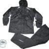 Чёрный утеплённый костюм Umbro Owen