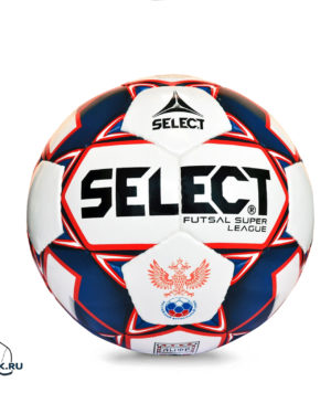 Футбольный мяч Select Futsal Replica АМФР РФС (4)
