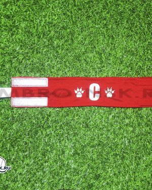 Красная капитанская повязка Kelme Brazalete 91533R