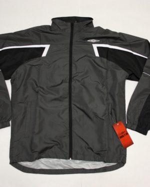 Тёмно-серый спортивный костюм Umbro