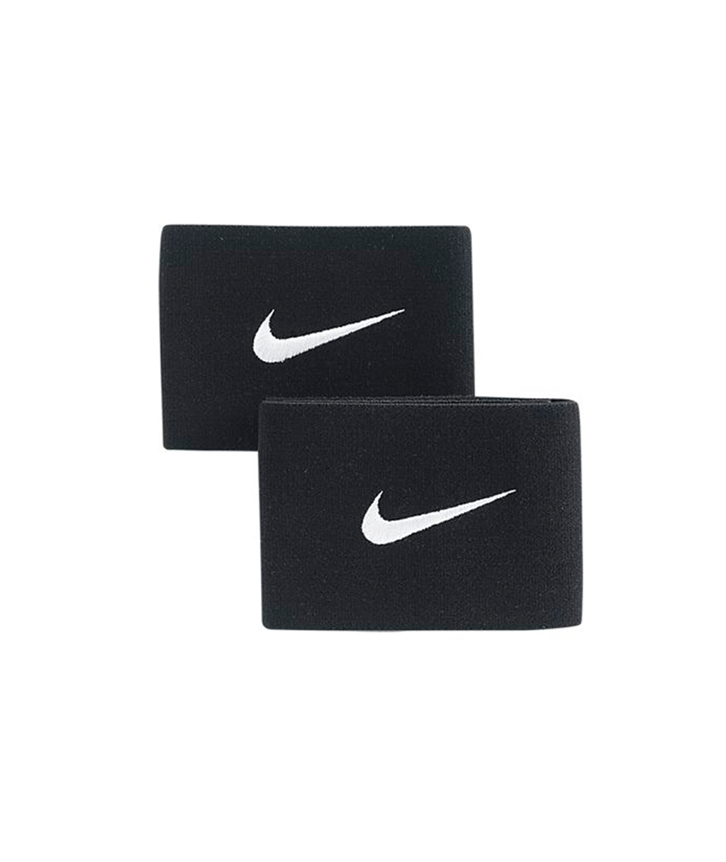 Резинки Nike Guard Stay II держатель футбольных щитков чёрные