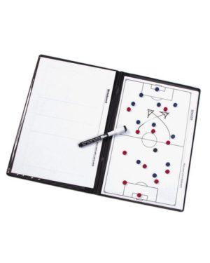 Тактическая доска для футбола Select 21×30 см
