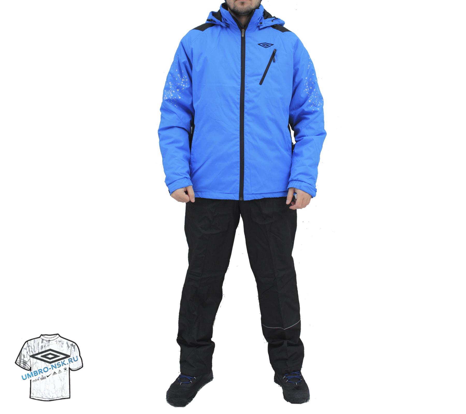 мужской утеплённый спортивный костюм umbro azel kostum