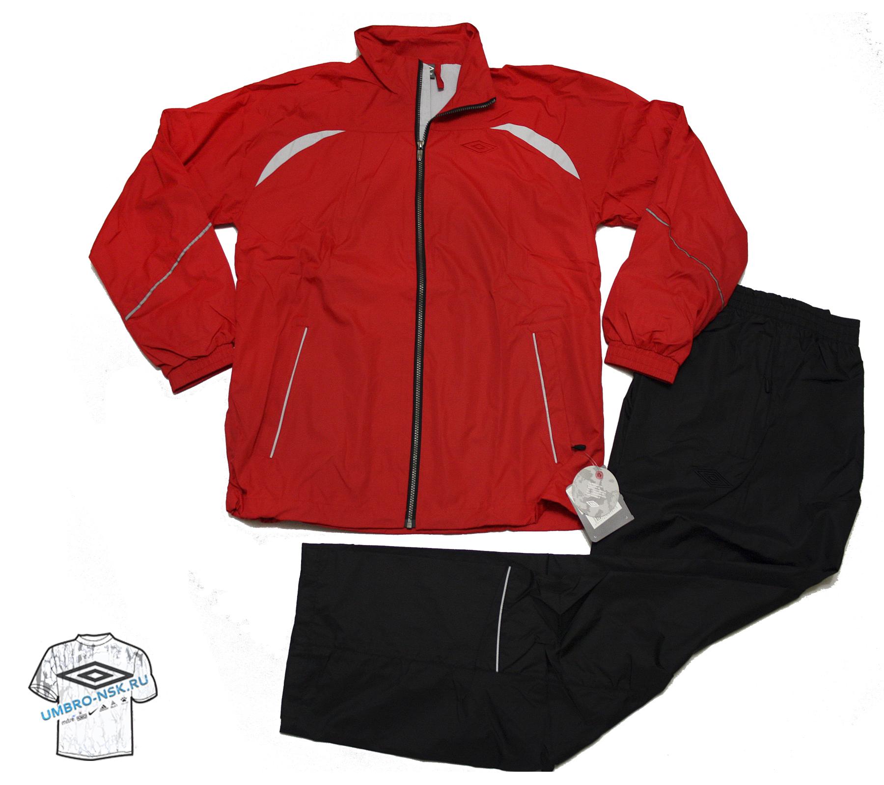 костюм Umbro wilson red