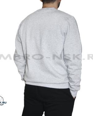 Серый джемпер Umbro Basic Top 540314