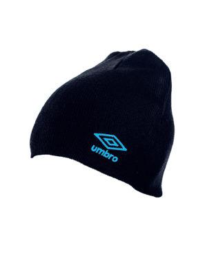 Тёмно-синяя шапка Umbro Beanie 62594U