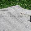 Серая футболка Umbro Graphic Tee 64101U ворот