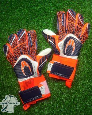 Вратарские перчатки HO Soccer Clone Negative 051.0605