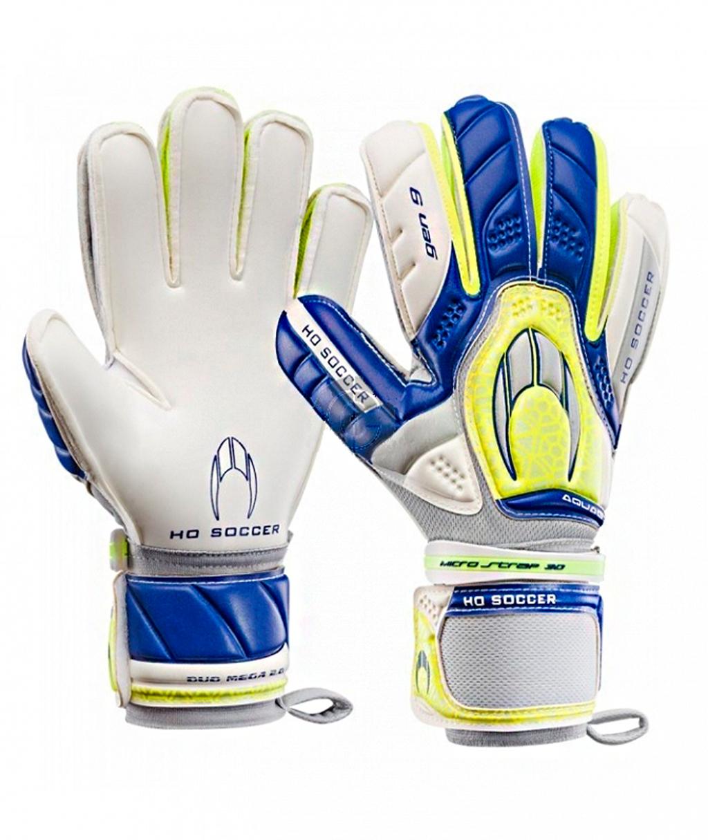 Вратарские перчатки HO Soccer Aquagrip Gen 9 051.0632