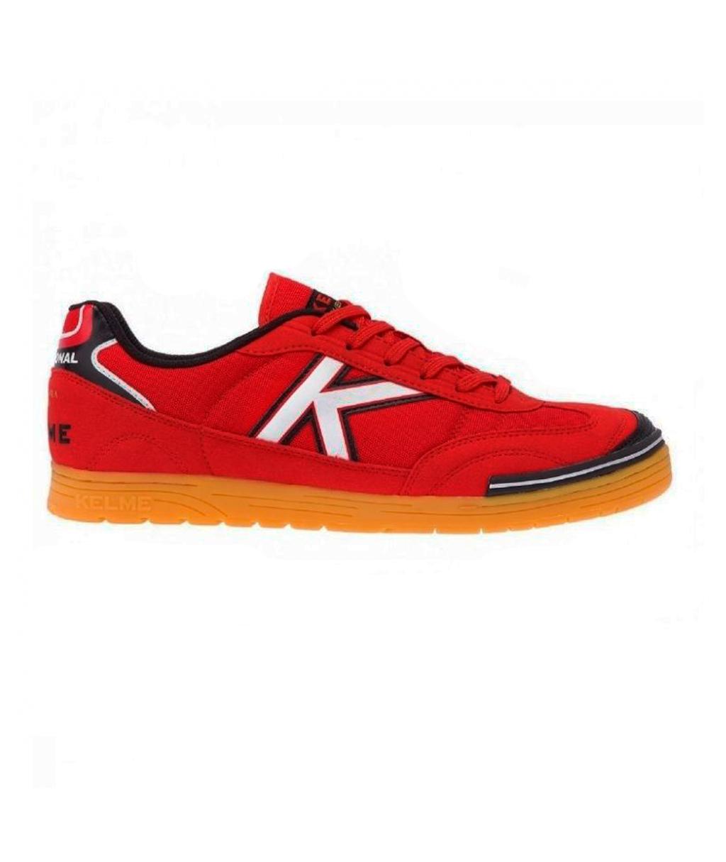 Красные футзалки Kelme Trueno Sala 55786-130