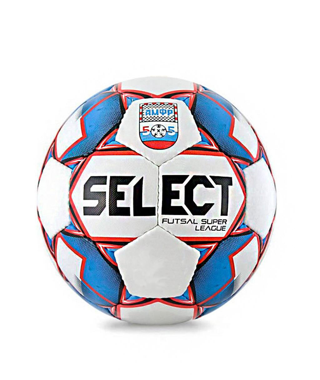 Мяч Select Futsal Super League Replica АМФР РФС (4)