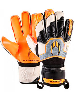 Перчатки HO Soccer Basic Protek Flat Orange Legend 051.0729