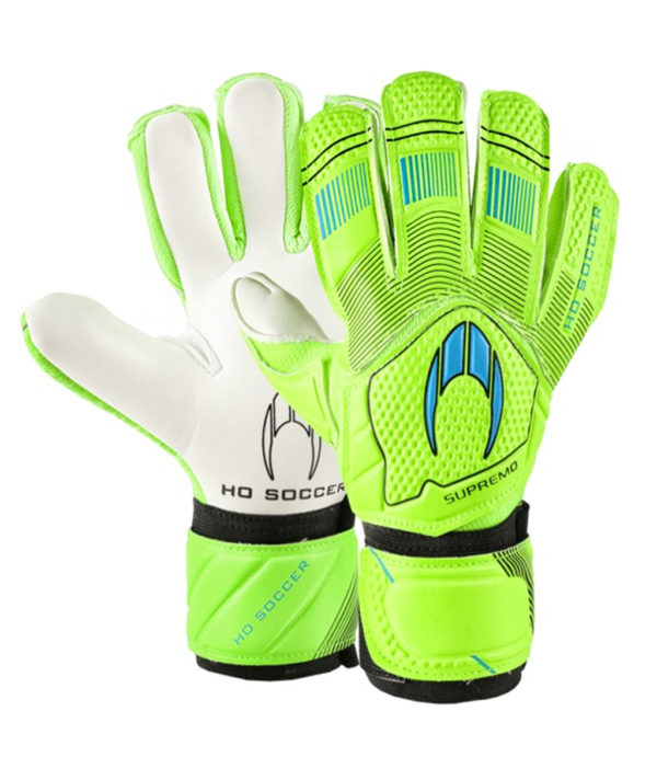 Детские перчатки HO Soccer Clone Supremo II Negative Pacific Green
