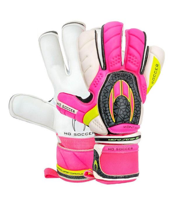 Вратарские перчатки HO Soccer Kontakt 051.0646