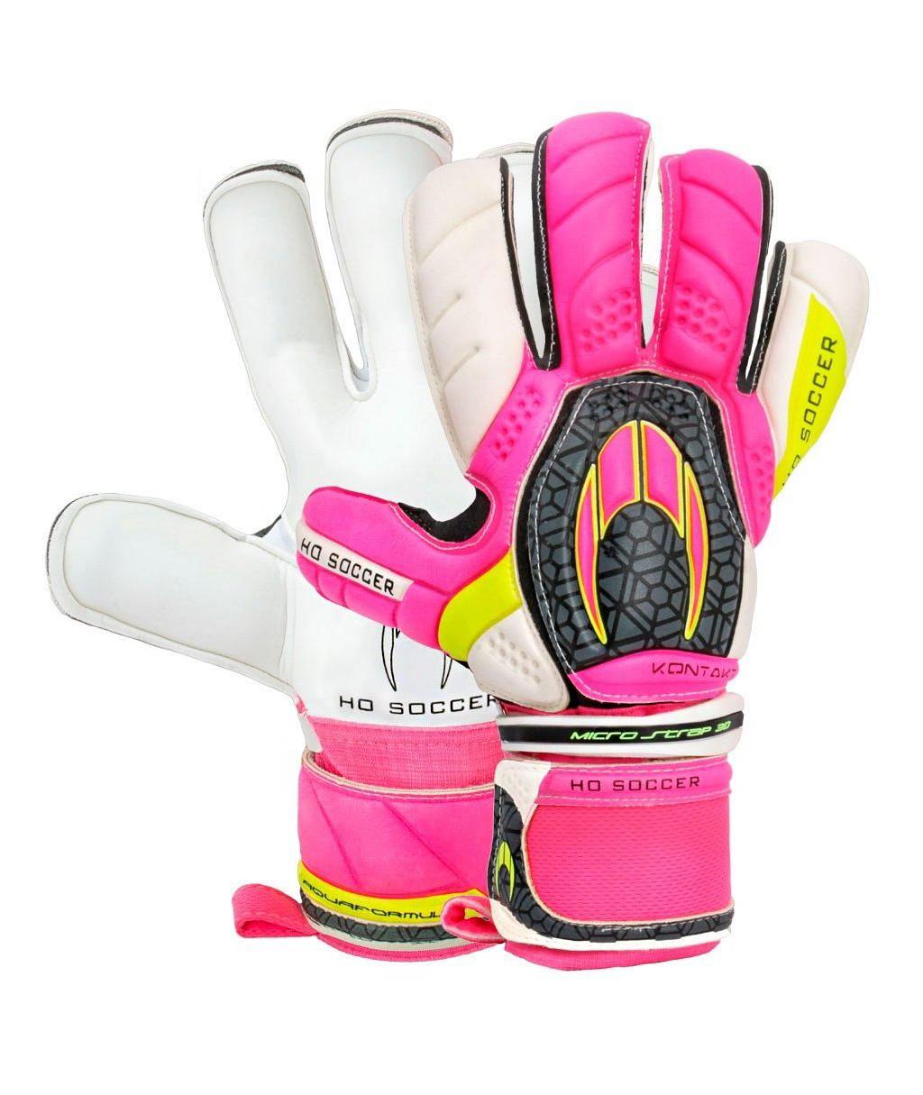 Купить Вратарские перчатки HO Soccer Kontakt 051.0646