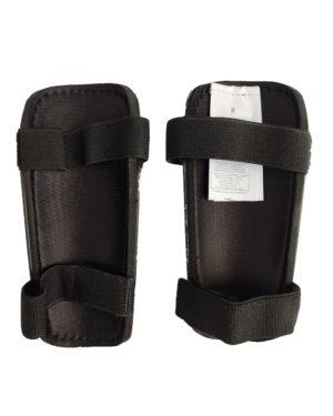 Футбольные щитки AdidasEverLite AP7033 чёрные