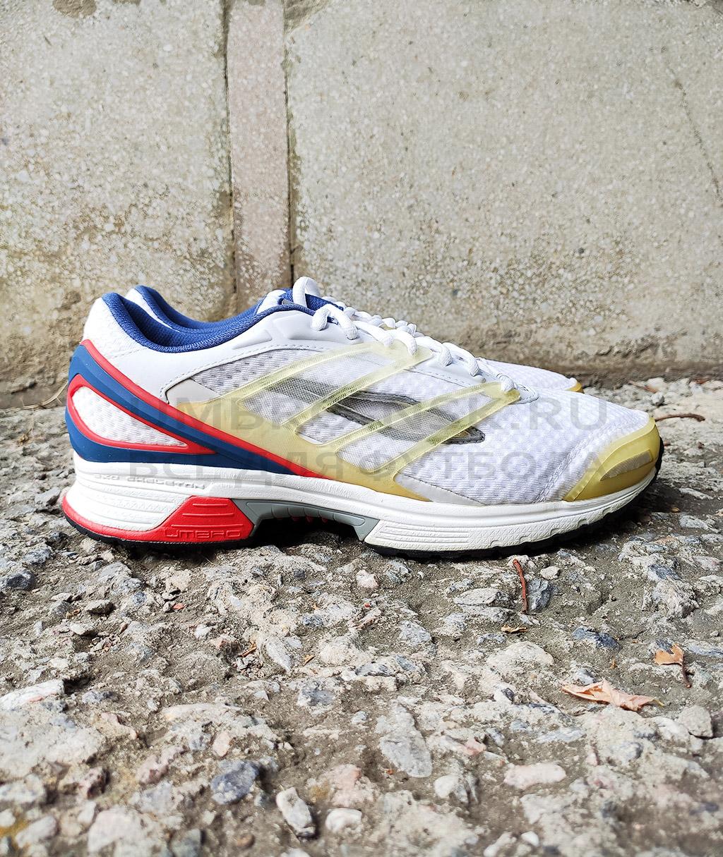 Купить белые кроссовки Umbro X-Run T4F Runn 2 81164G-4CS