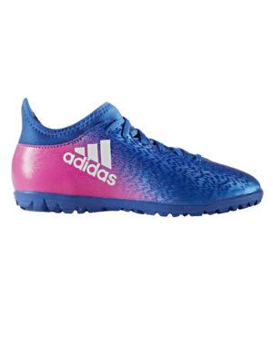 Детские шиповки Adidas X 16.3 TF BB5714 JR
