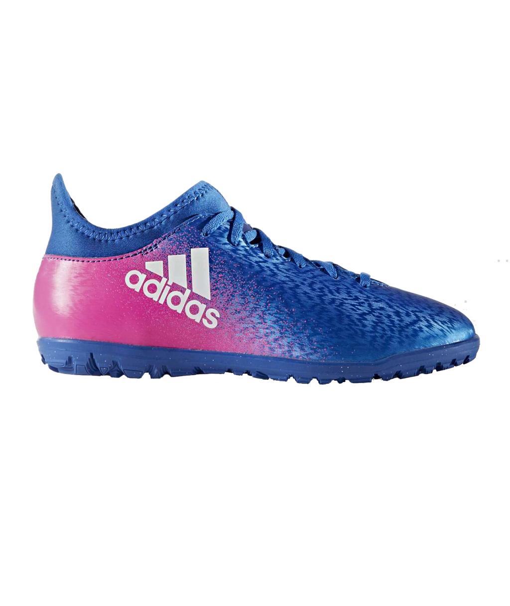 Купить детские шиповки Adidas X 16.3 TF BB5714 JR